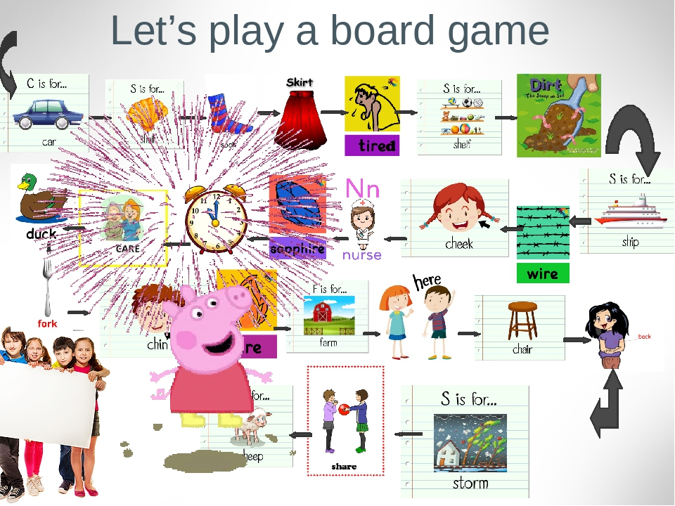 Let's play a board game