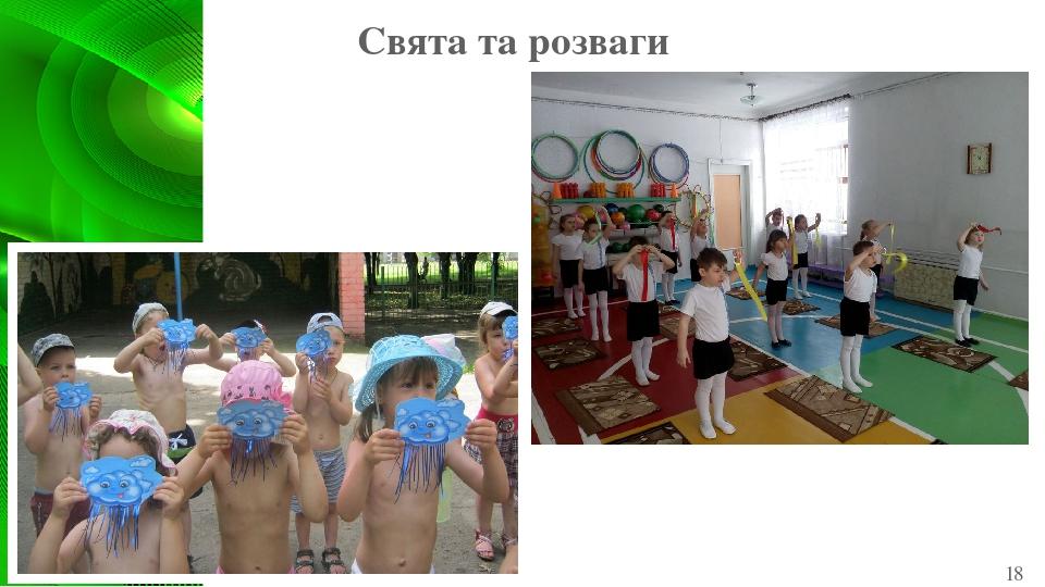 Свята та розваги