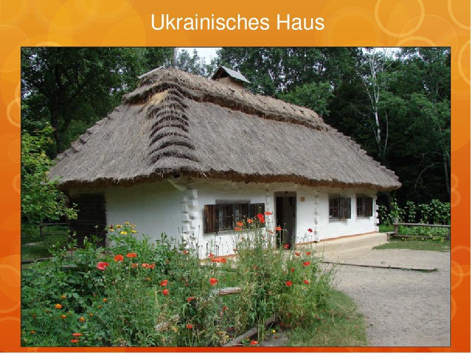 Ukrainisches Haus