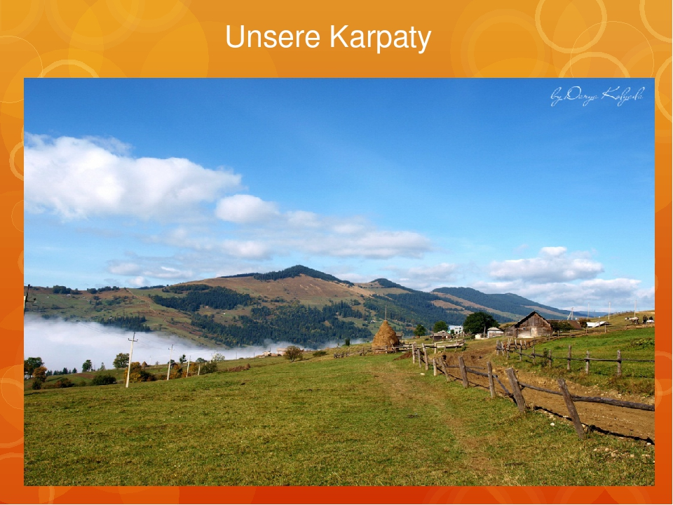 Unsere Karpaty