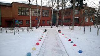 Дошкільний навчальний заклад №8, центр В.О.Сухомлинського