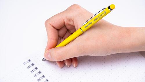 Зображення товару: Ручка-стилус «Знання – моя сила»