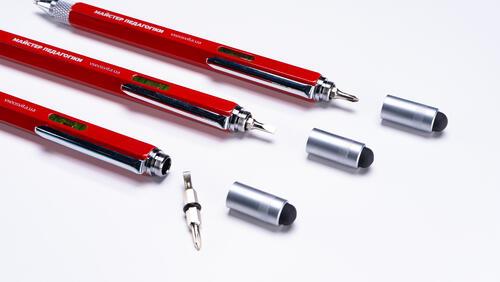 Зображення товару: Ручка багатофункціональна Multi-tool 5в1 «Майстер педагогіки»