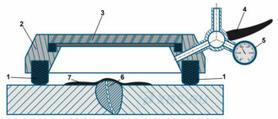 Вакуумный метод контроля сварных соединений - Металлы, оборудование,  инструкции