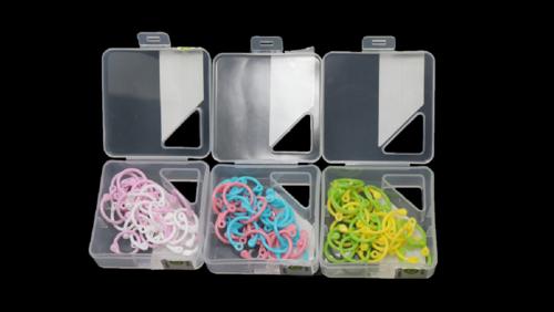 Зображення товару: Кільце пластикове 15 мм – 30 штук