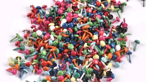 Зображення товару: Брадси круглі – 100 штук