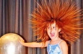 добра фізика 3: Електричне поле