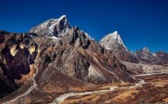 Гора Эверест/Джомолунгма в Гималаях. Высота горы, информация, описание, факты, название. Отели рядом, фото, видео, как добраться – Туристер.Ру